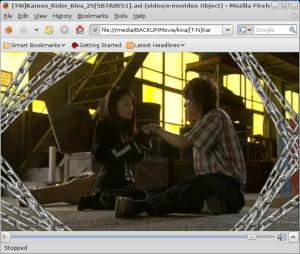 Nonton Film pake Firefox
